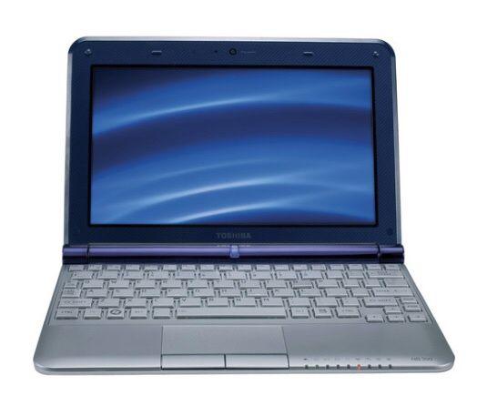 Мини ноутбук TOSHIBA NB350-N410BL