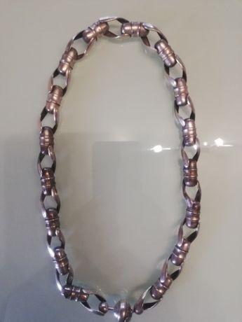 Сребърен Ланец-Уникална плетка