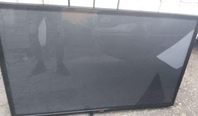 TV ТВ плазма 127 см LG 2014, рабочий,просто треснул экран