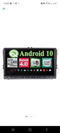 Navigatie Android VW Passat B6, B7, CC Golf 5, 6, Jetta, Tiguan, Polo,