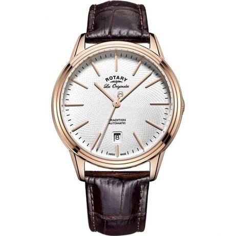 Ceas de Lux barbatesc - Rotary Tradition Automatic Watch GS90164/02