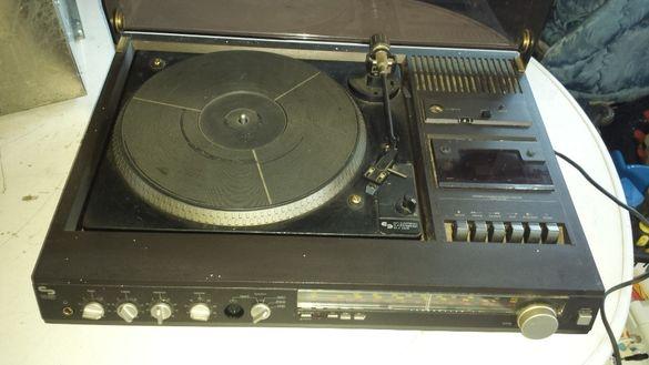 шнаидер касетачен ресиивар с грамофон