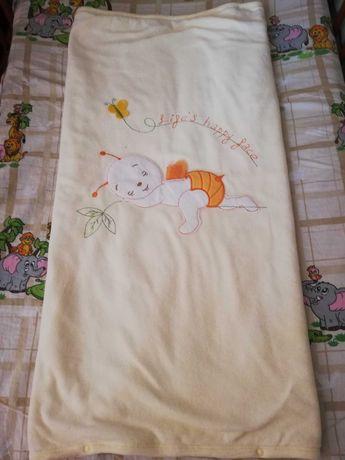 Зимно спално чувалче, хавлия с подарък