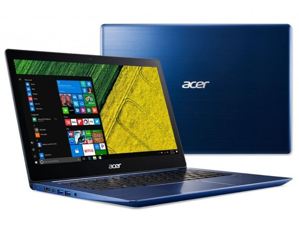 Мощный ноут - Acer SWIFT 3 - Intel Core i7-8Gen, SSD-512Gb (гарантия)