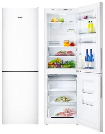 Холодильник Атлант Объем 324 л Высота 186 см