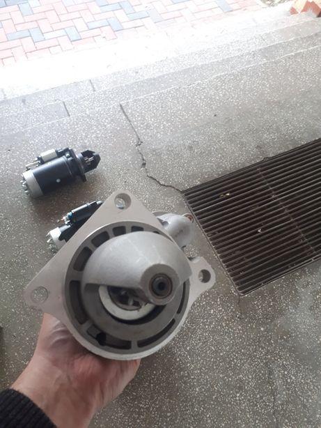 Electromotor nou cu reductor pentru tractor Fiat