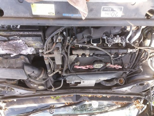 Motor ford mondeo tdci 2004