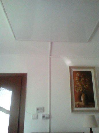 Panouri radiante de plafon