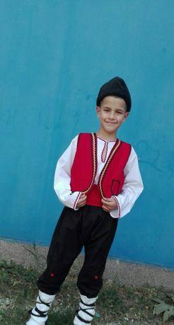 Тракийска детска народна носия