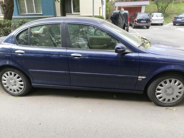 Auto Jaguar x type 2004