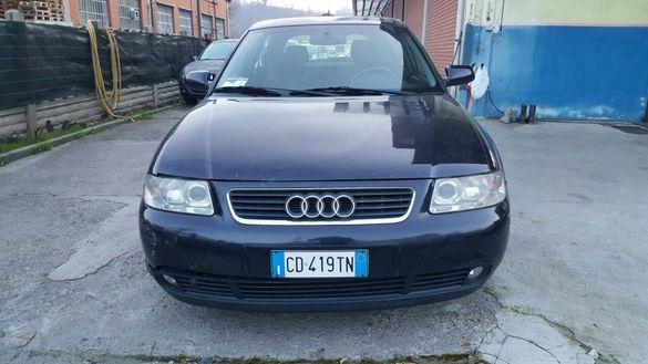 Audi A3 1.9TDI 131к.с НА ЧАСТИ