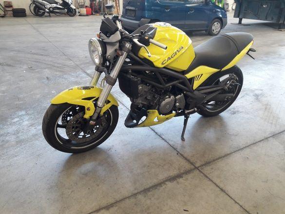 Мотоциклет Каджива Раптор (CAGIVA RAPTOR 600)-НА Части