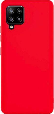 Husa Ultra Slim Samsung A42, Elegance Red