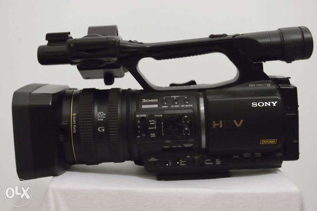 Vand Camera HD Video Sony HVR Z5 E, 4900 lei, unic proprietar, Iasi