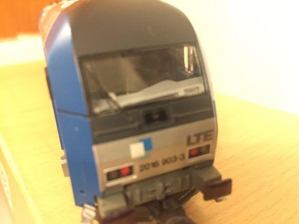 Locomotive Hercules trenulet electric H0