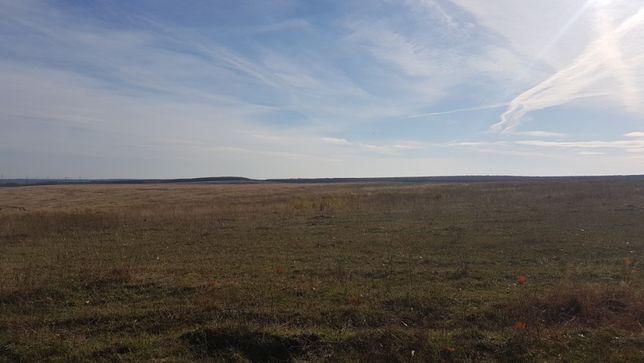 vând teren agricol 400 ha,cu carte funciară.