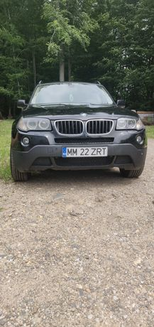 Vând autoturism BMW X 3
