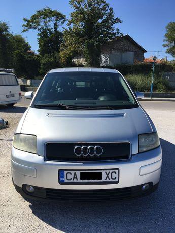 Audi A2, 1.6 FSI, 110 к.с.