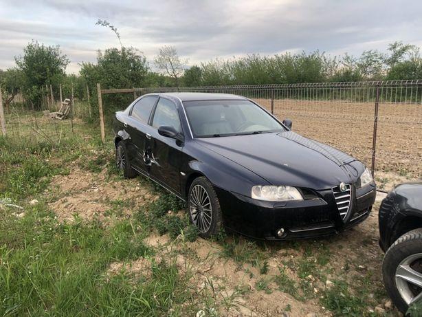 Dezmembrez Alfa Romeo Facelift 166 2.4 diesel 20v 2006 Preturi Mici!!