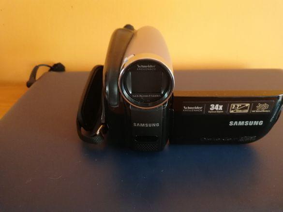 Камера самсунг записва на дискове