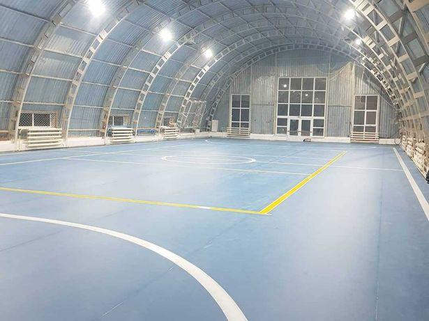 Спортивный линолеум для спортивных залов