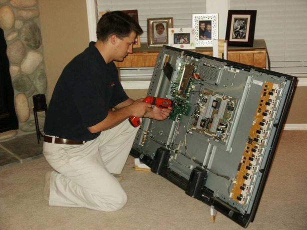 Телемастер с выездом на дом ТВ ремонт телевизора LG Sony Samsung Acira