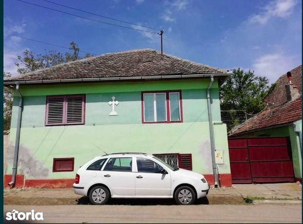 Vand Casă cu Gradină in Banesti (Alțâna) jud;Sibiu