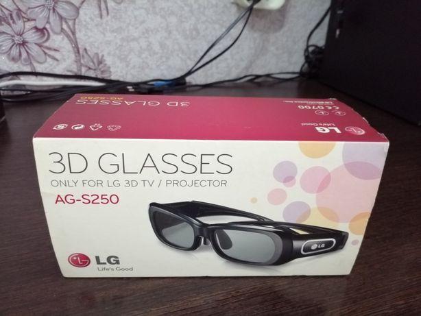 Продам 3D очки. Новые.