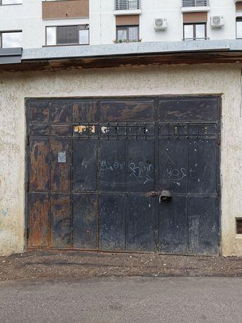 Garaj zona Calea Nationala - Atelier Socoala Agricola 21mp cu beci