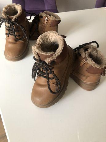 Детски зимни обувки