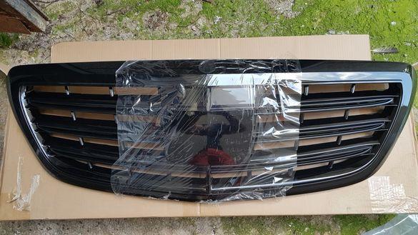 W222 решетка S63 S65 AMG Maybah Предна reshetka маска maska Mercedes