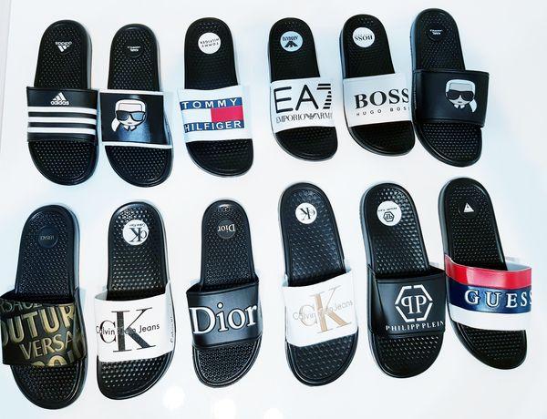 Papuci bărbați diferite firme