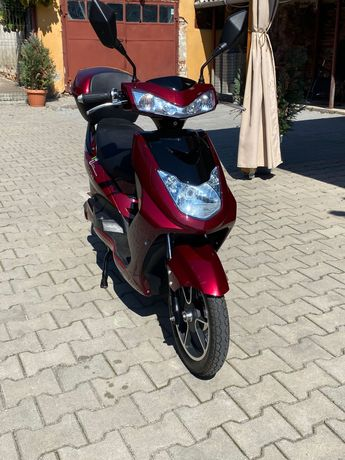 Scuter electric Tailg 2019