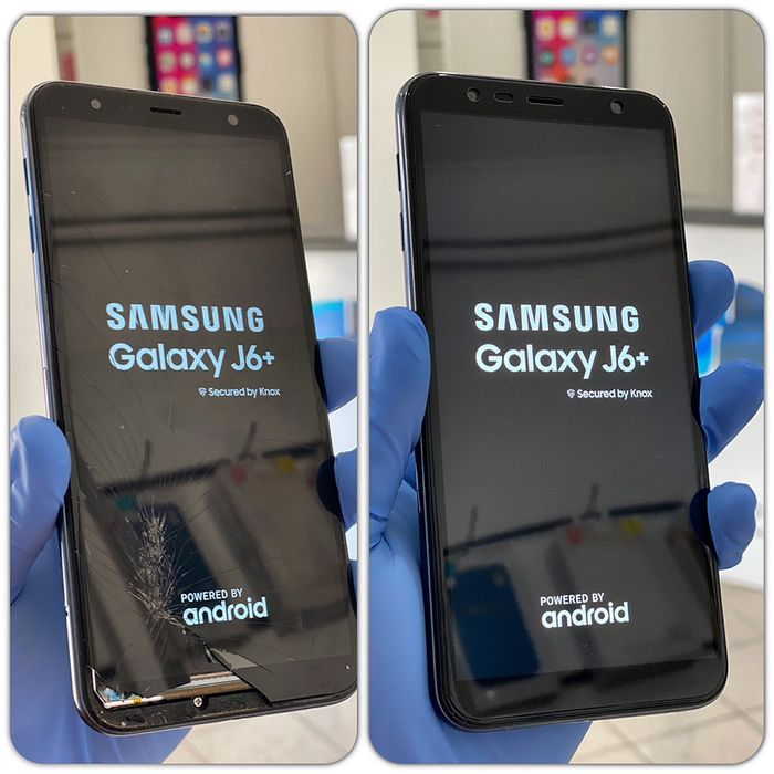 Display/Sticla Samsung j4+/j6+|Fresh Phone Timisoara - imagine 1