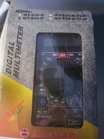 Мультиметр MT-830-D топ качество Оригинал