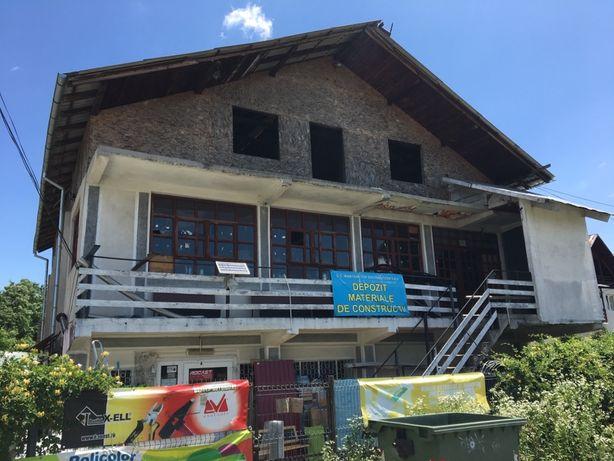 Vand cladire(casa) + teren/schimb cu apartament in Bucuresti