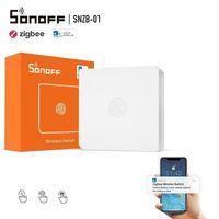 SONOFF SNZB-01 – Zigbee ключ   бутон - с включена батерия