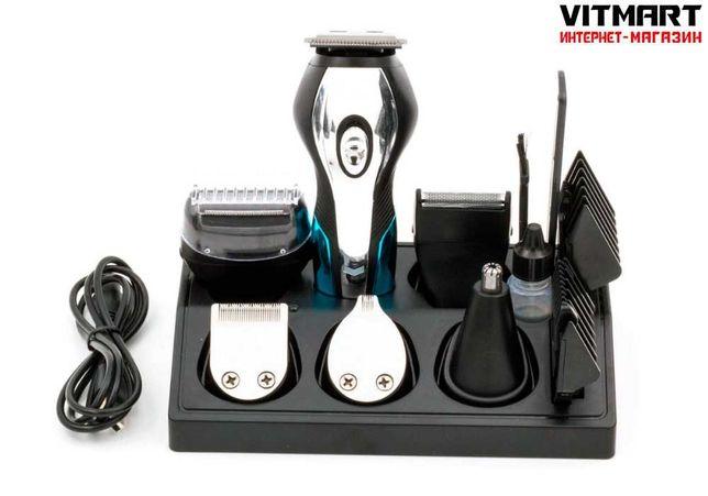 Машинка для стрижки и удаления волос набор 11 в 1