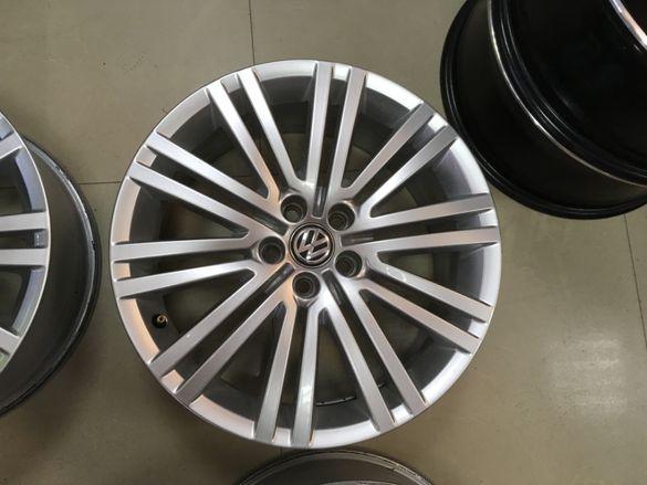 "Оригинални джанти Volkswagen VW Polo / Фолцваген 17"" 5х100 Ronal"