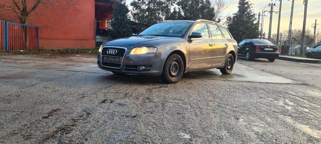 Dezmembrez Audi A4 B7 a4b7 2.0 TDI cod motor BLB