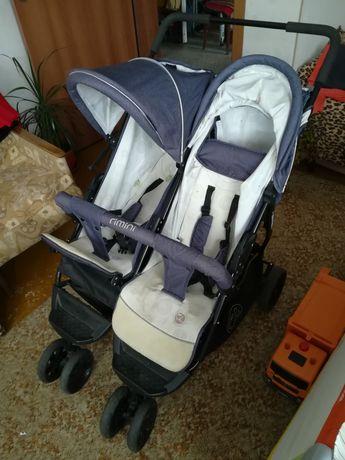 Кошче за кола, количка за близнаци, чанта