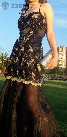 """Официална/бална рокля - от Модна къща """"leopard"""""""