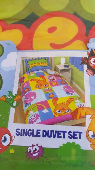 Moshi monsters спални комплекти
