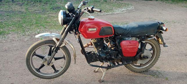 Продам срочно мотоцикл