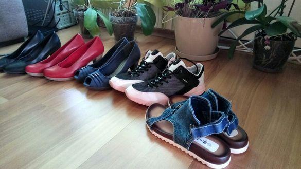 Дамски обувки, с ток, спортни, сандали, Bianki, Marco Tozzi, S.Oliver