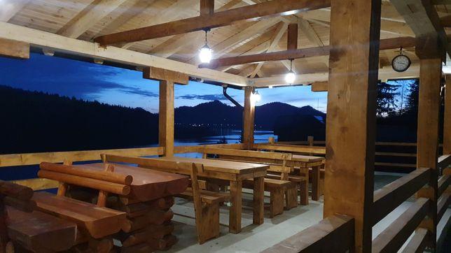 Cabana la Colibita langa lac