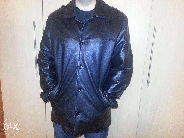 Продам или меняю на короткую кожаную куртку размер 52