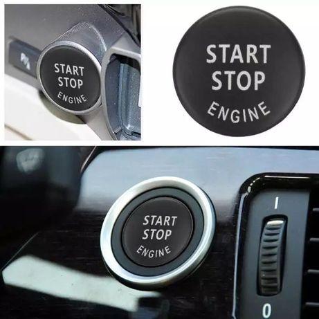 Buton pornire start stop BMW seria 1 3 5 E70 E87 E90 E60 X1 X5 X6 Z4