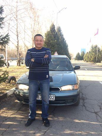 Автоинструктор Алматы. Обучение вождению на МЕХАНИКЕ.