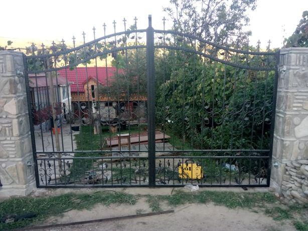 Garduri fier forjat Negresti